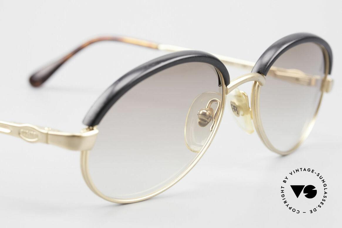 Bugatti 03180 Old Classic Bugatti Sunglasses, NO RETRO glasses, but a RARE old 90's original, Made for Men