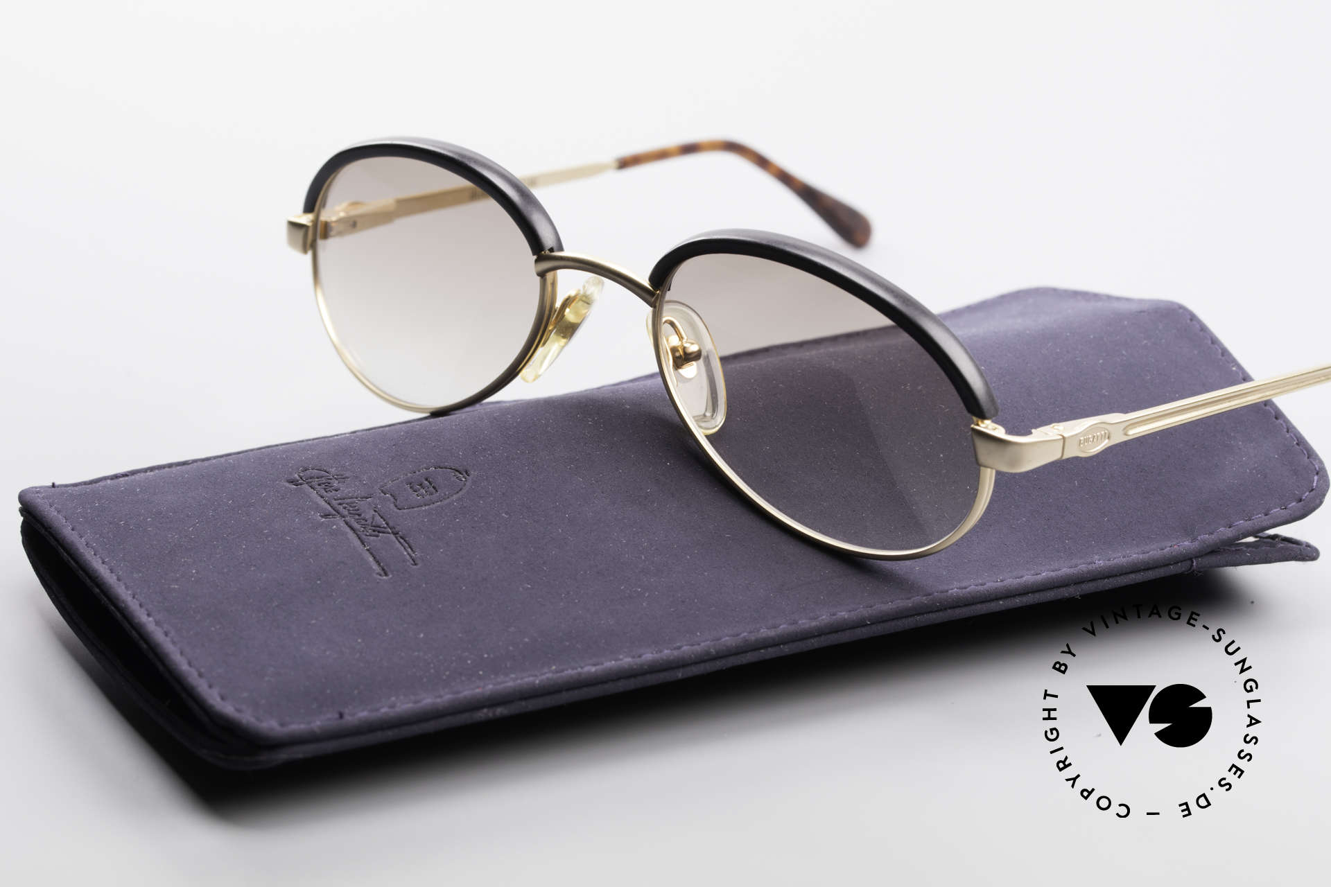 Bugatti 03180 Old Classic Bugatti Sunglasses, the frame can be glazed with lenses of any kind, Made for Men