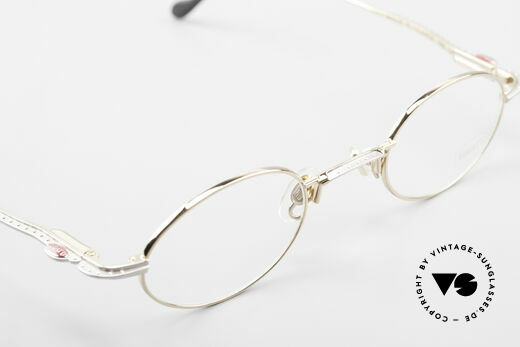 Bugatti 23194 Oval Luxury Eyeglass-Frame