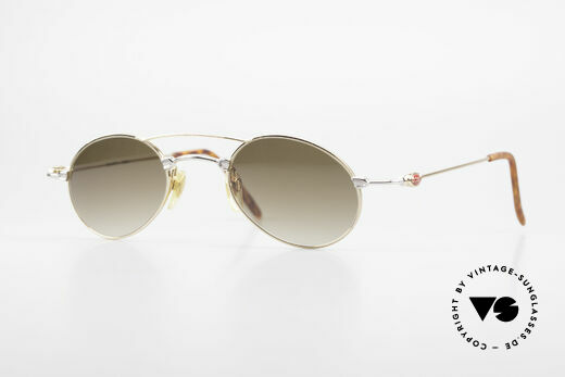 Bugatti 10808 Luxury Vintage Sunglasses Details