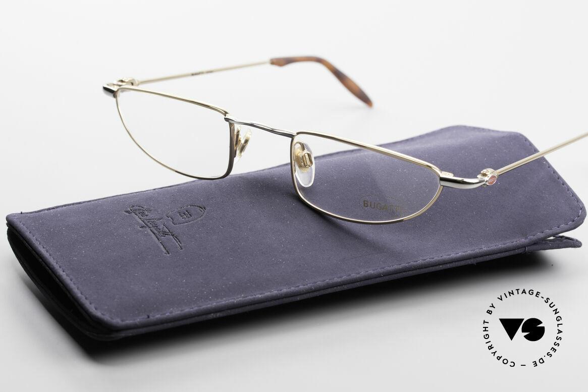 Bugatti 11708 90's Luxury Reading Glasses