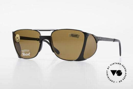Persol 009 Ratti VIP Vintage 4lenses Nasa Shades Details