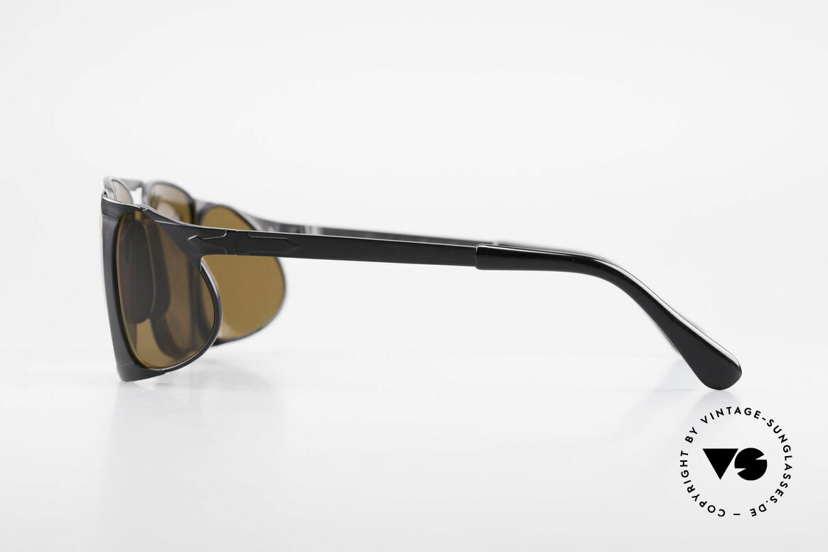 Persol 009 Ratti VIP Vintage 4lenses Nasa Shades, incredible prime-quality (monolithic ... built to last), Made for Men