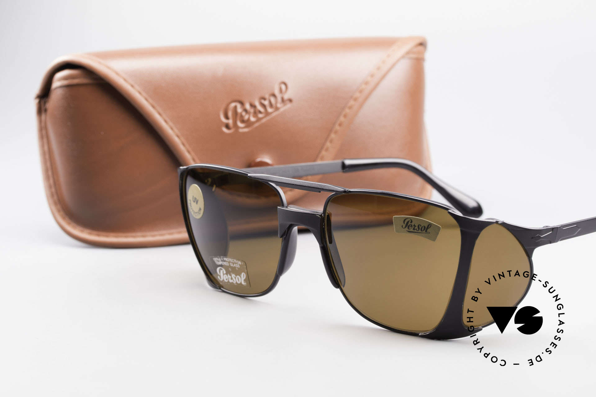 Persol 009 Ratti VIP Vintage 4lenses Nasa Shades, Size: extra large, Made for Men