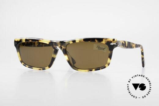 Persol PP507 Ratti True Vintage 80's Sunglasses Details