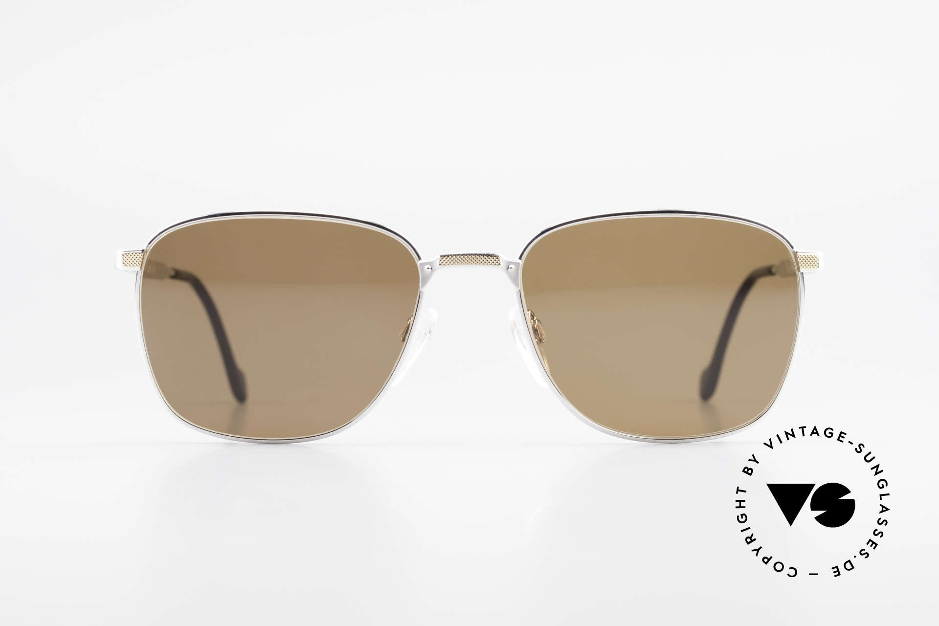 S.T. Dupont D048 Classic Luxury Shades 23kt, very exclusive S.T. DUPONT luxury shades, size 56°18, Made for Men