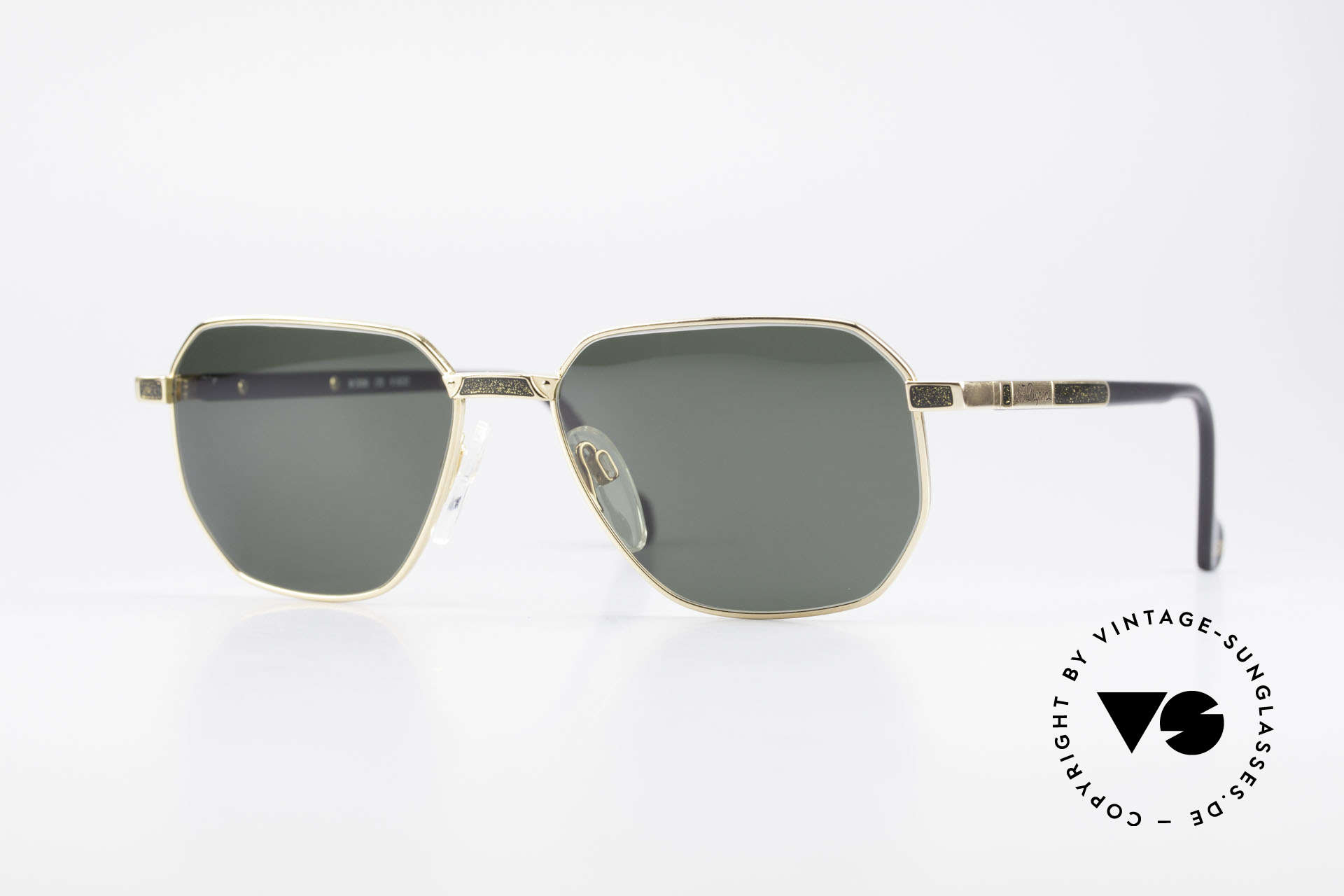 S.T. Dupont D006 Luxury Sunglasses Vintage, very exclusive S.T. DUPONT luxury shades, size 55°16, Made for Men