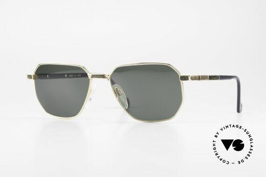 S.T. Dupont D006 Luxury Sunglasses Vintage Details