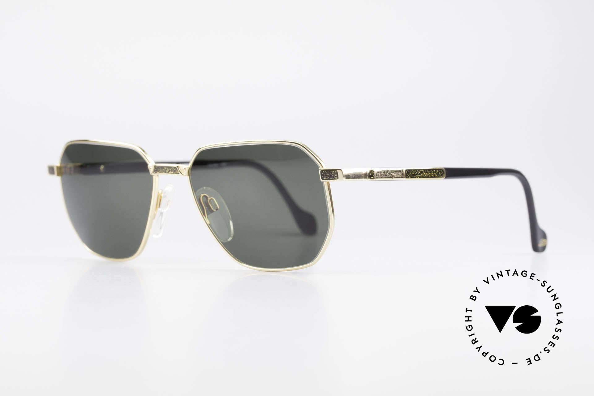 S.T. Dupont D006 Luxury Sunglasses Vintage, very noble & 1st class wearing comfort, U must feel it!, Made for Men
