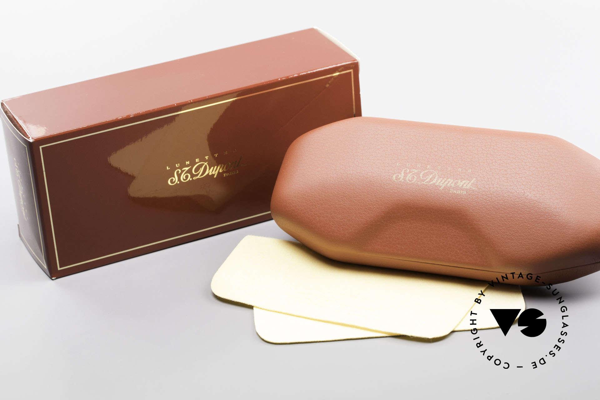 S.T. Dupont D006 Luxury Sunglasses Vintage, NO RETRO sunglasses, but a precious 1990's ORIGINAL, Made for Men