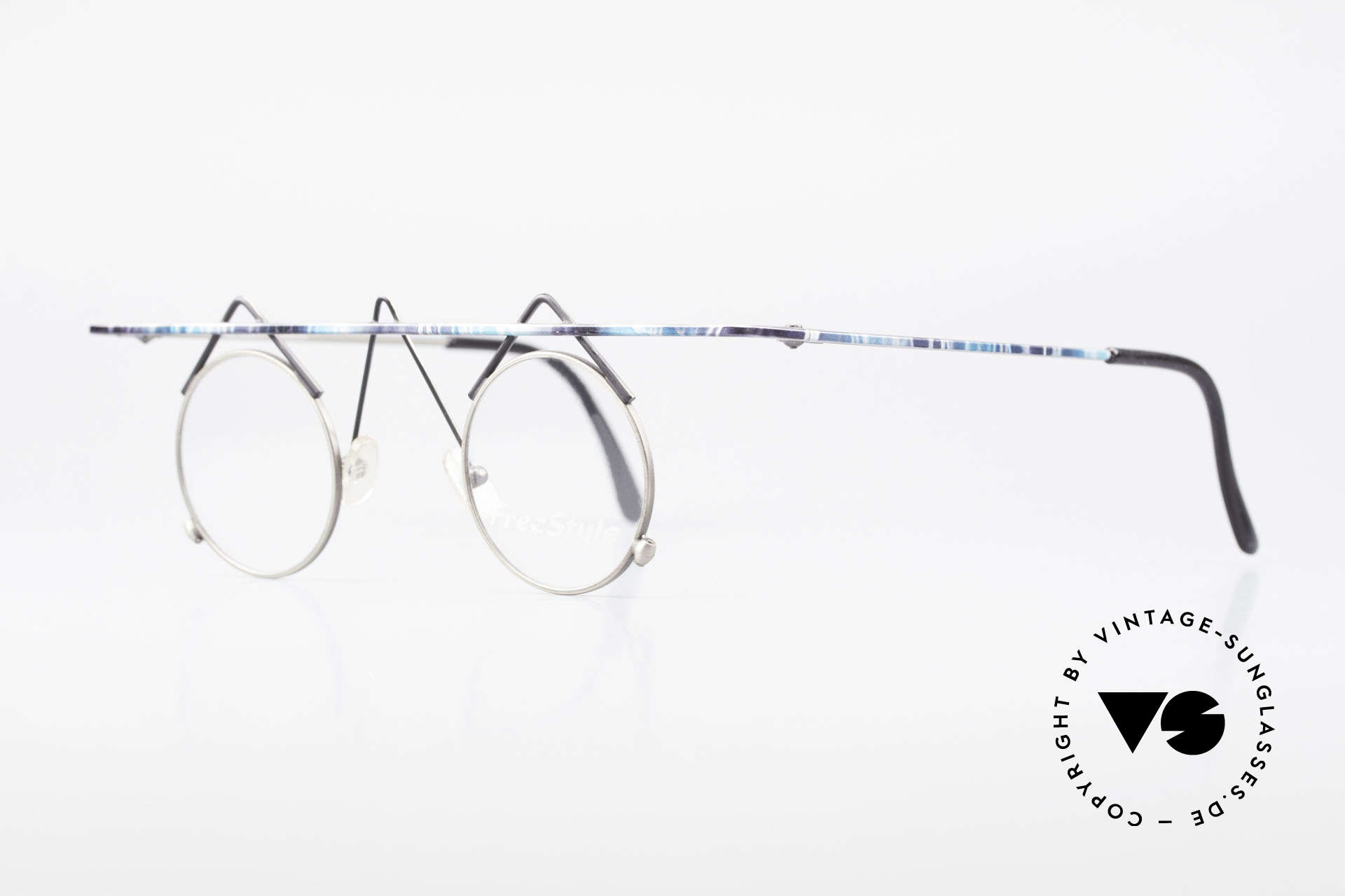 "Argenta Crazy 705 Fancy Vintage Eyeglasses, made for individualists and all ""character heads"" ;), Made for Women"
