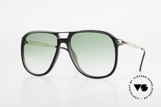 Playboy 4627 80's Aviator Shades Optyl Details
