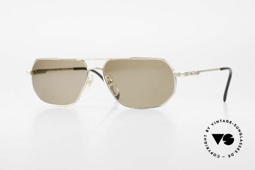 Zollitsch Cadre 200 Vintage Titan Sunglasses Details