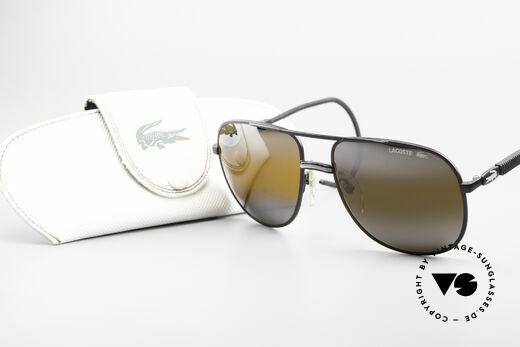 Lacoste 101S Sporty Aviator Sunglasses XL