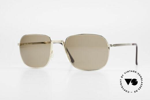 Christian Dior 2288 Monsieur Folding Sunglasses Details
