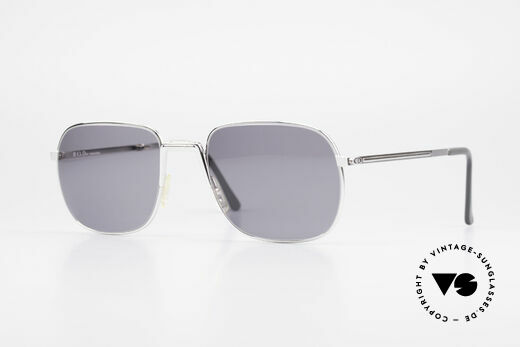Christian Dior 2288 Monsieur Folding Sunglasses Details