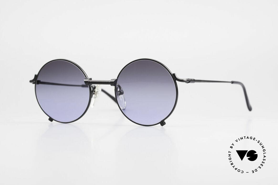 Jean Paul Gaultier 55-7162 Round Vintage Sunglasses