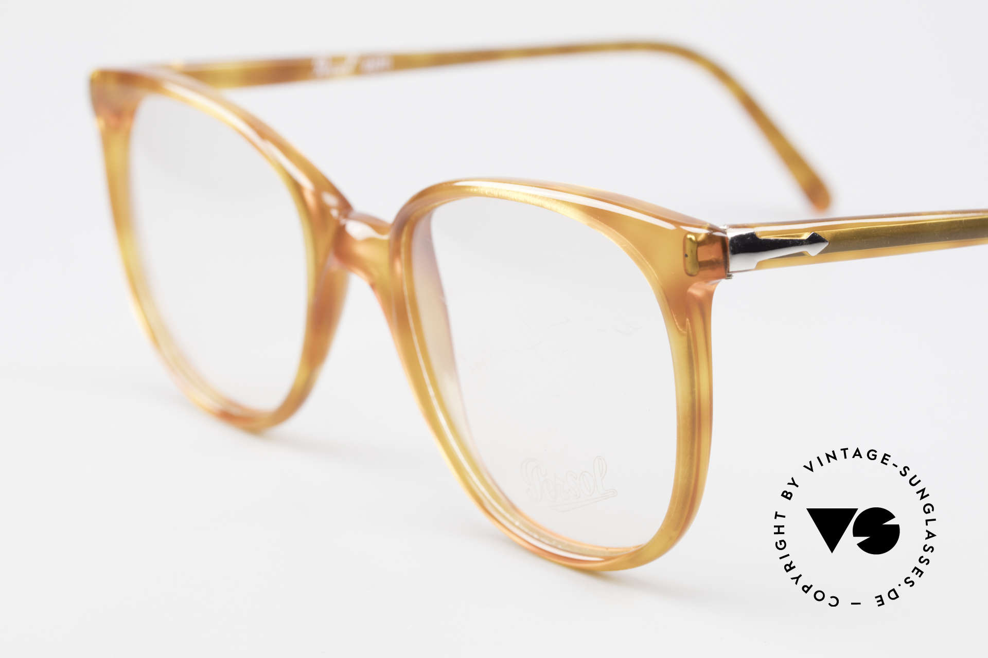 Persol 09181 Ratti Old Vintage Eyeglasses 80's, never worn (like all our vintage frames by Persol), Made for Men and Women