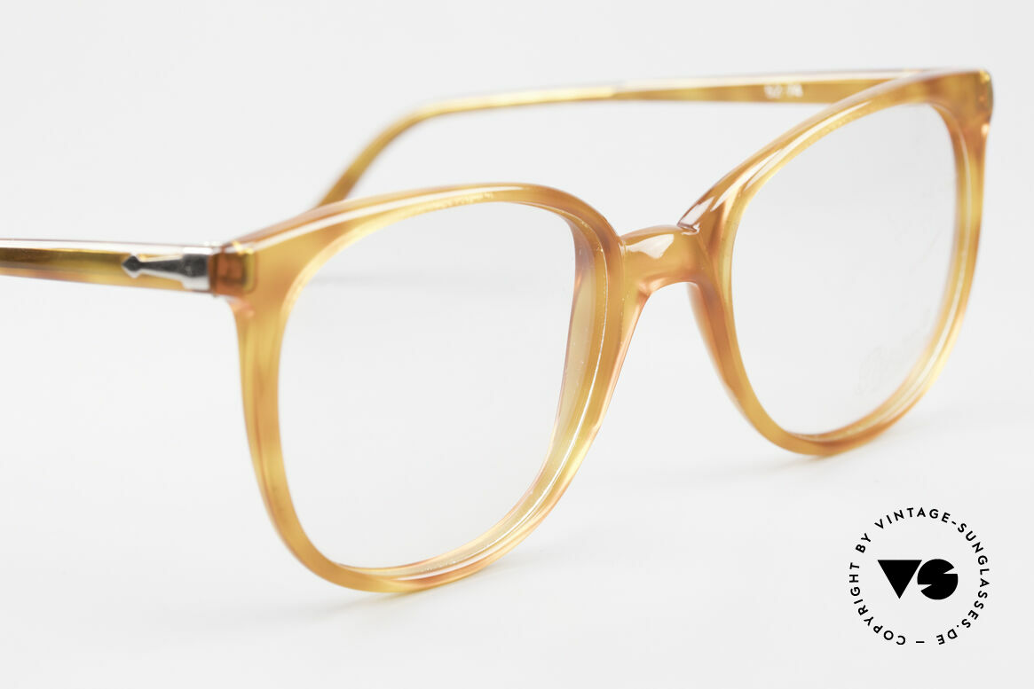 Persol 09181 Ratti Old Vintage Eyeglasses 80's, NO retro eyeglasses, but a 35 years old Original!, Made for Men and Women