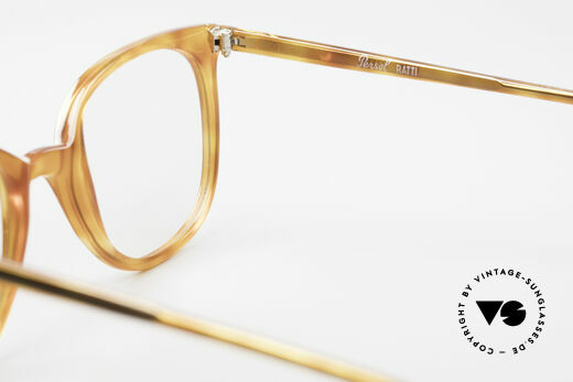 Persol 09181 Ratti Old Vintage Eyeglasses 80's, demo lenses should be replaced with prescriptions, Made for Men and Women