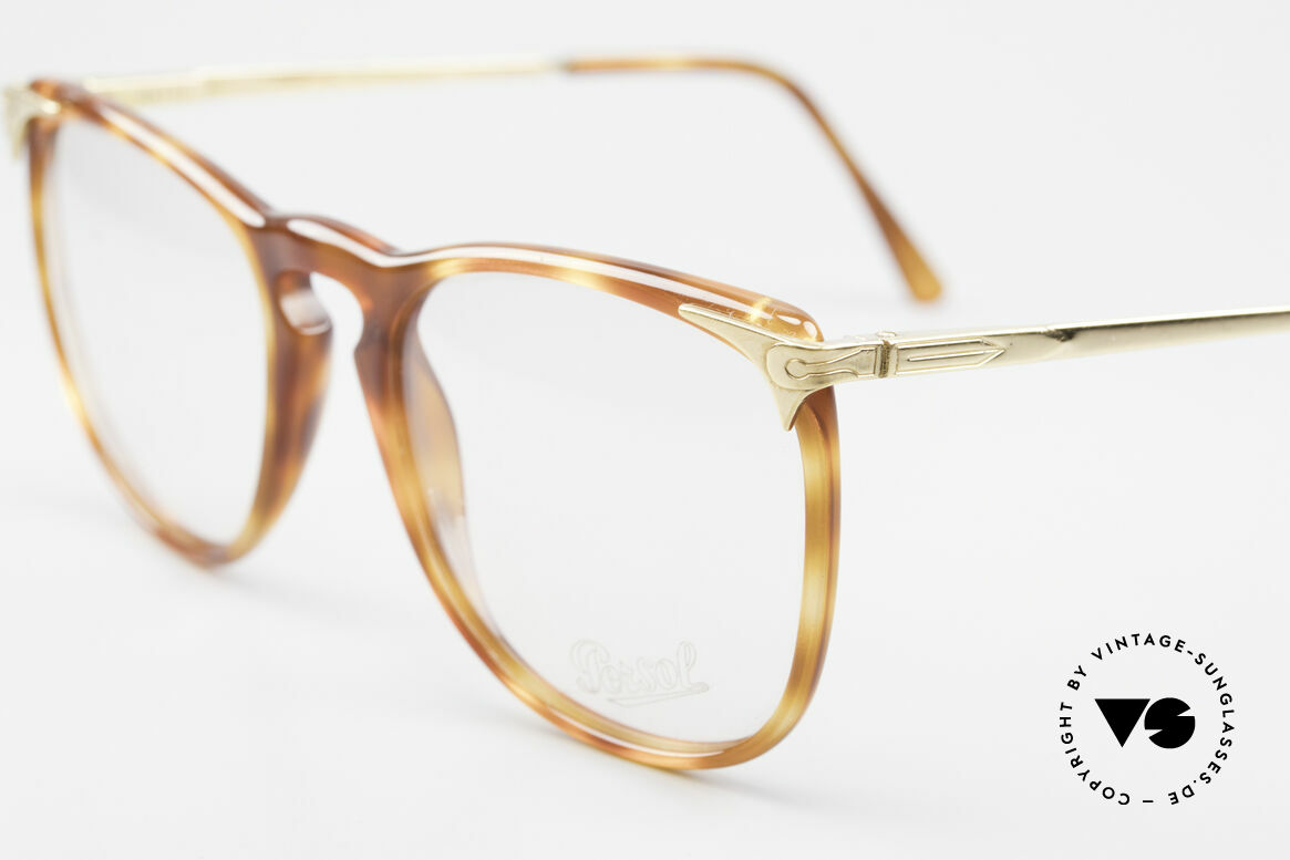 Persol Cellor 3 Ratti Old Vintage Eyeglasses 80's, unworn (like all our vintage glasses by Persol), Made for Men and Women