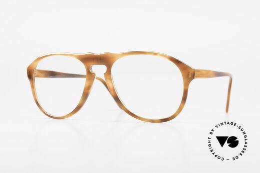 Persol 049/3 Ratti Classic Vintage Eyeglasses Details