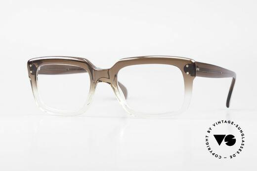 Metzler 450 80's Old School Eyeglasses Details