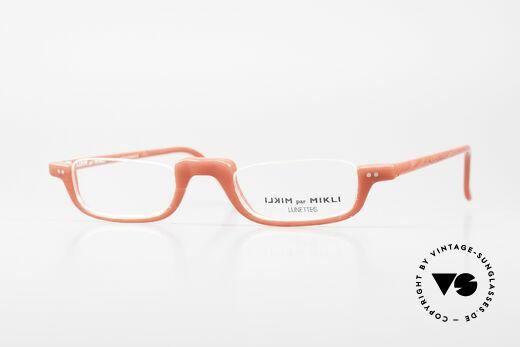 Alain Mikli 6071 / 2081 Vintage Reading Eyeglasses Details