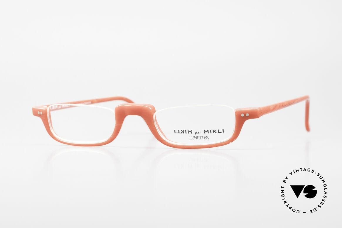 Alain Mikli 6071 / 2081 Vintage Reading Eyeglasses, Alain MIKLI designer reading eyeglasses of the 90's, Made for Women