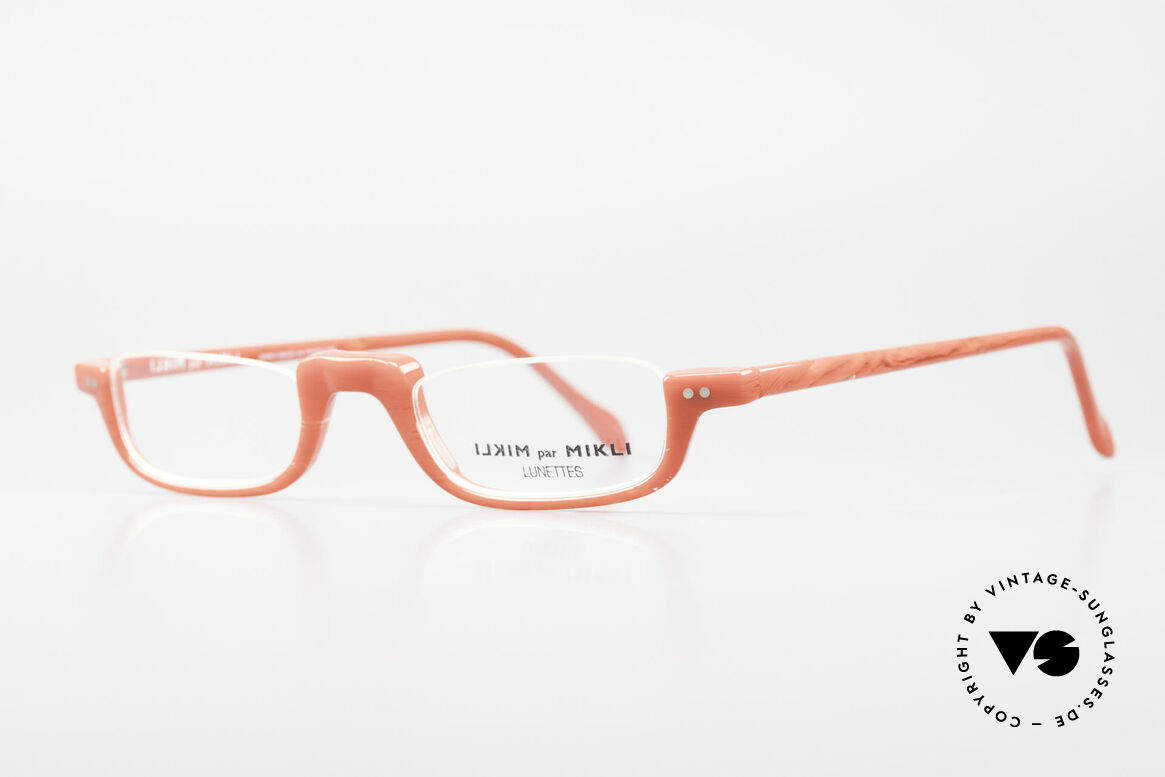 Alain Mikli 6071 / 2081 Vintage Reading Eyeglasses, an extraordinary model for ladies (truly UNIQUE!), Made for Women