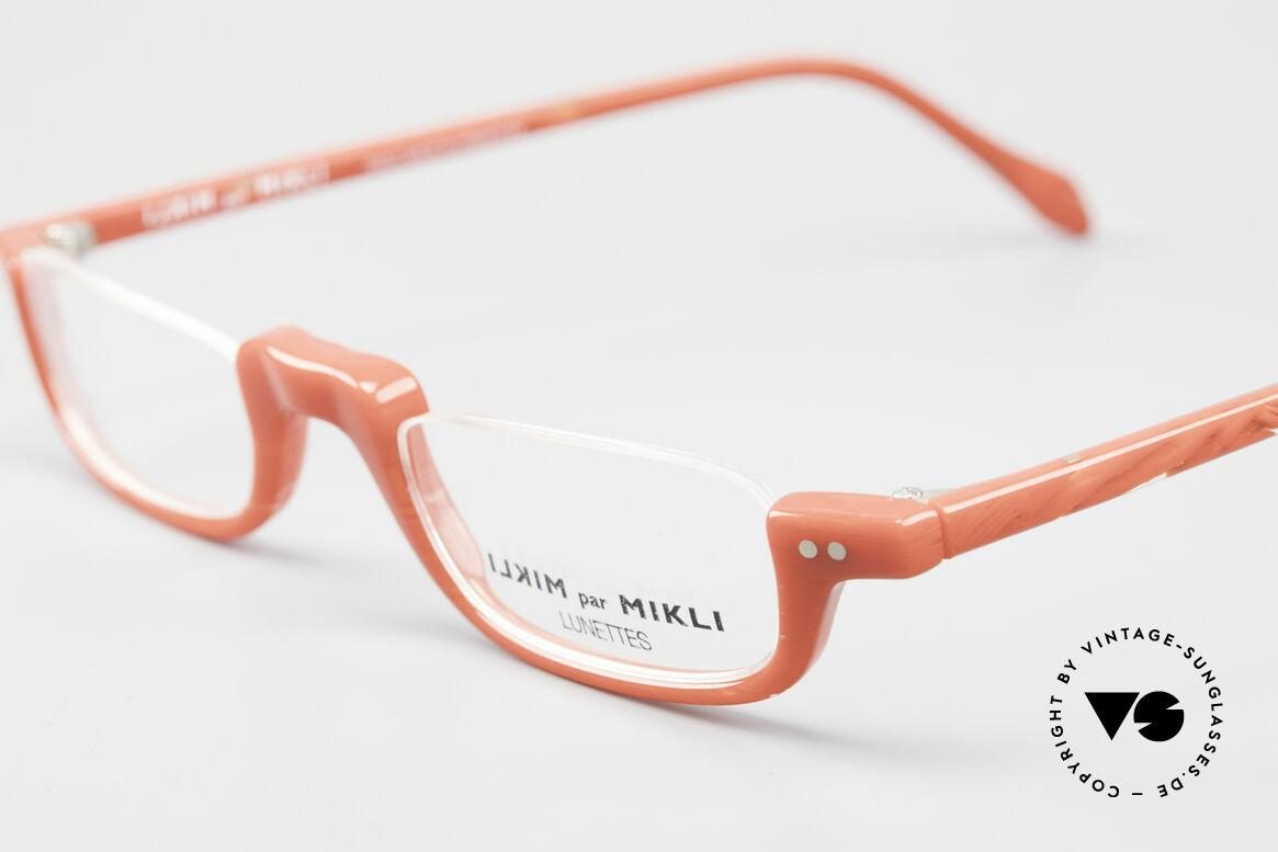 Alain Mikli 6071 / 2081 Vintage Reading Eyeglasses, unworn NOS (like all our rare vintage Mikli frames), Made for Women