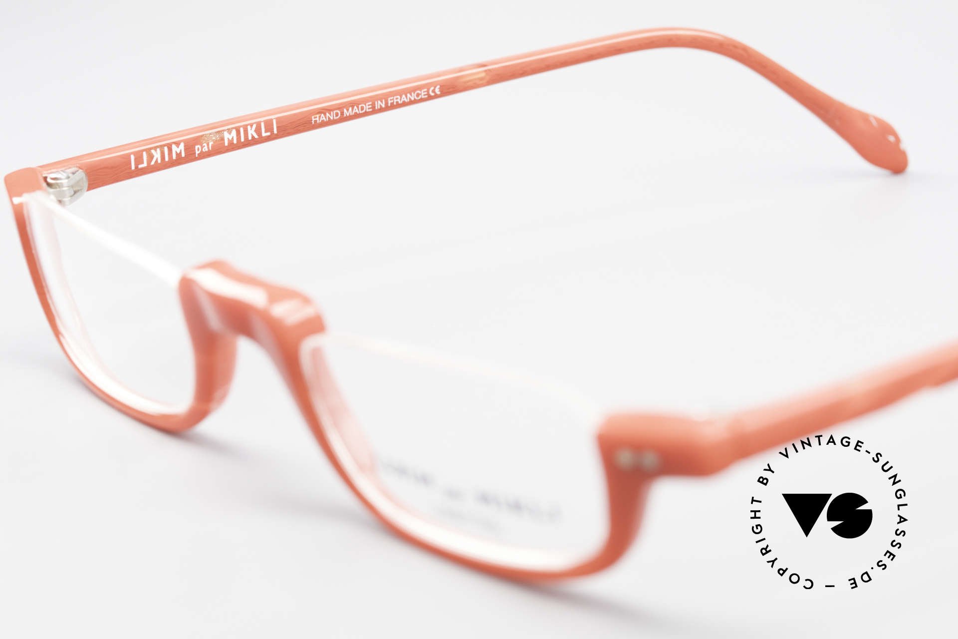 Alain Mikli 6071 / 2081 Vintage Reading Eyeglasses, NO retro fashion, but an authentic old 90's original, Made for Women