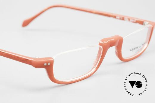 Alain Mikli 6071 / 2081 Vintage Reading Eyeglasses, Mikli par Mikli: reading specs (hand made in France), Made for Women