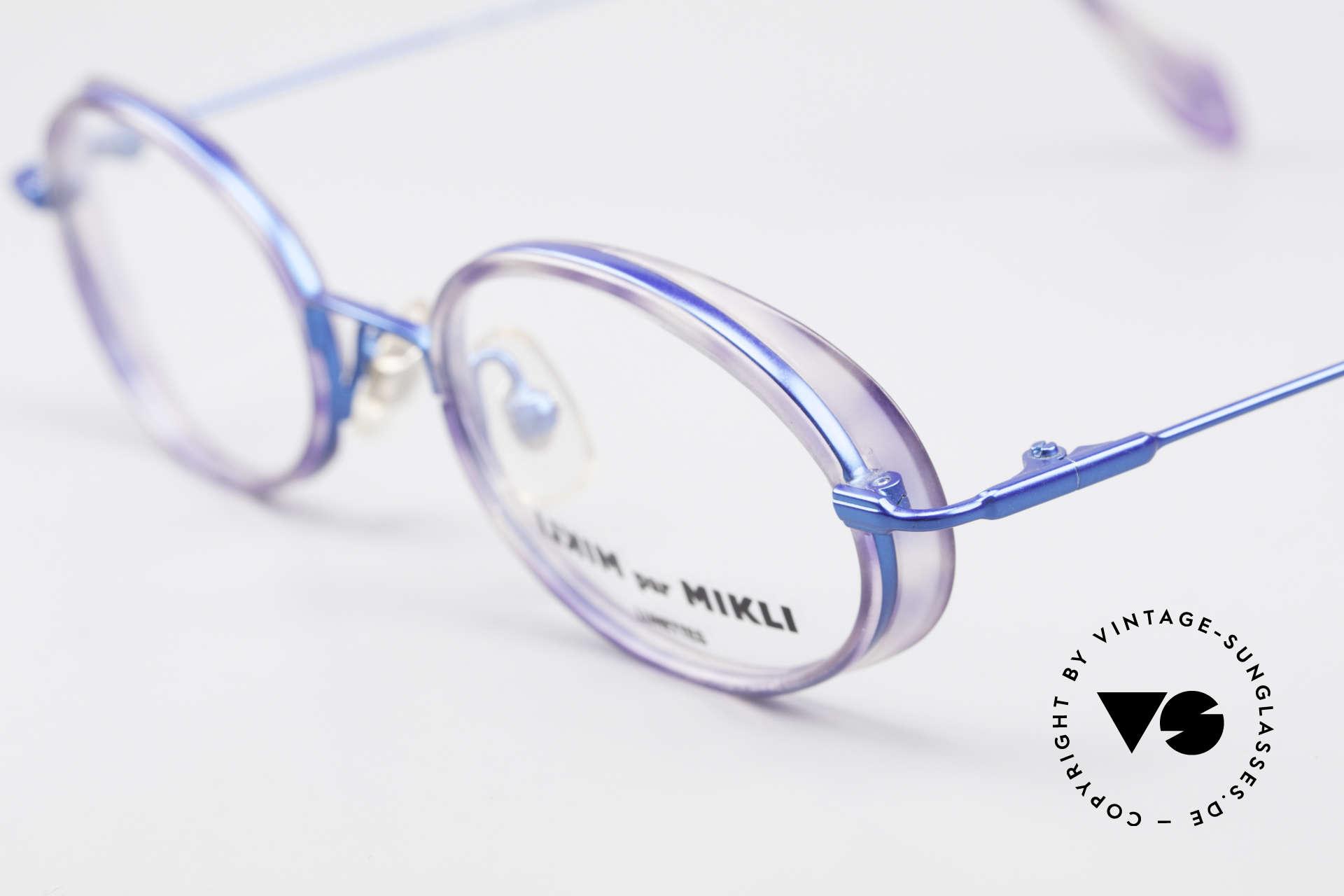 Alain Mikli 6719 / 2403 Designer Ladies Vintage Frame, unworn rarity (like all our vintage Alain Mikli eyewear), Made for Women