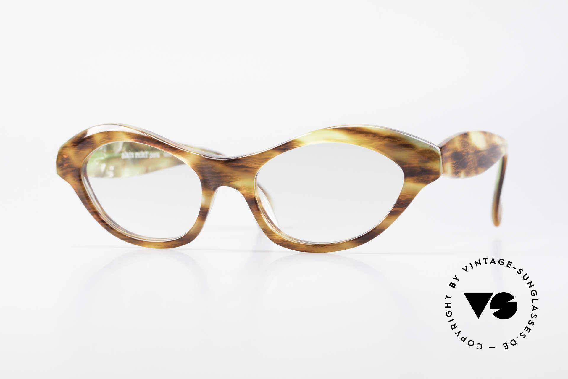 Alain Mikli 2112 / 1036 80's Cateye Designer Shades, enchanting designer sunglasses by Alain Mikli, Made for Women