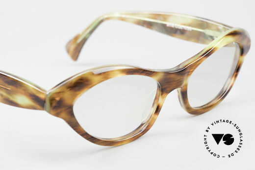Alain Mikli 2112 / 1036 80's Cateye Designer Shades, NO retro glasses, but an original from the 90's, Made for Women