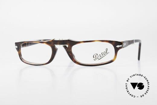 Persol 2886 Folding Reading Eyeglasses Unisex Details