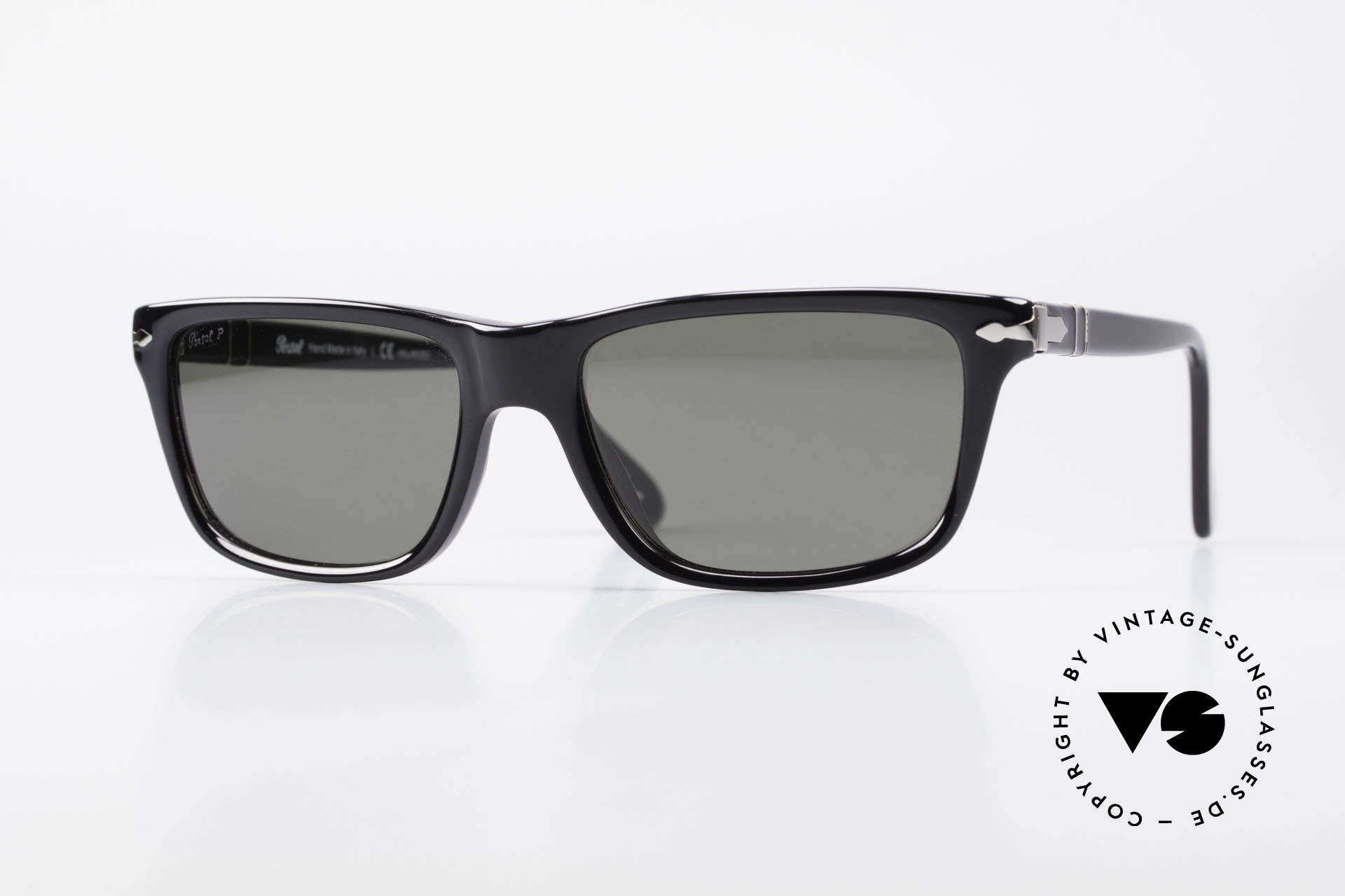 Persol 3026 Classic Sunglasses Polarized, model 3026: very elegant sunglasses by Persol, Made for Men and Women