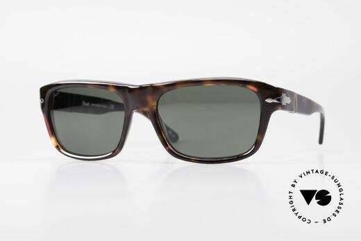 Persol 3001 Classic Men's Sunglasses Details