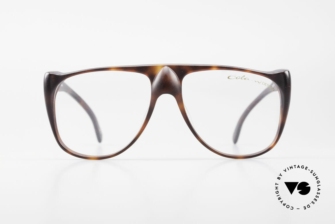 Colani 15-331 Extraordinary Vintage Frame, artistic curved plastic frame in top quality; UNIQUE!, Made for Men