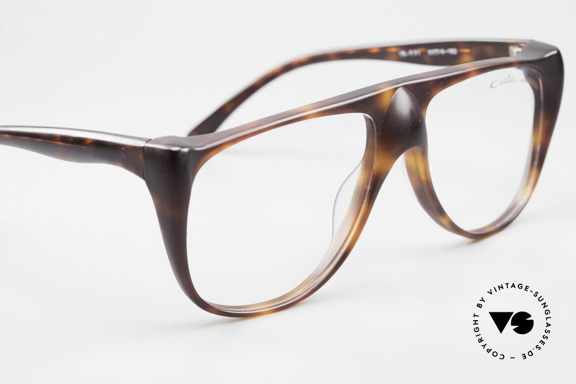 Colani 15-331 Extraordinary Vintage Frame, NO RETRO fashion, but an app. 30 years old ORIGINAL, Made for Men