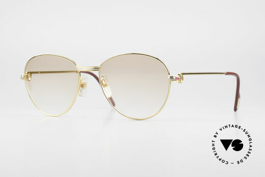 Cartier S Rubis 0,34 ct Real Rubies Sunglasses Details