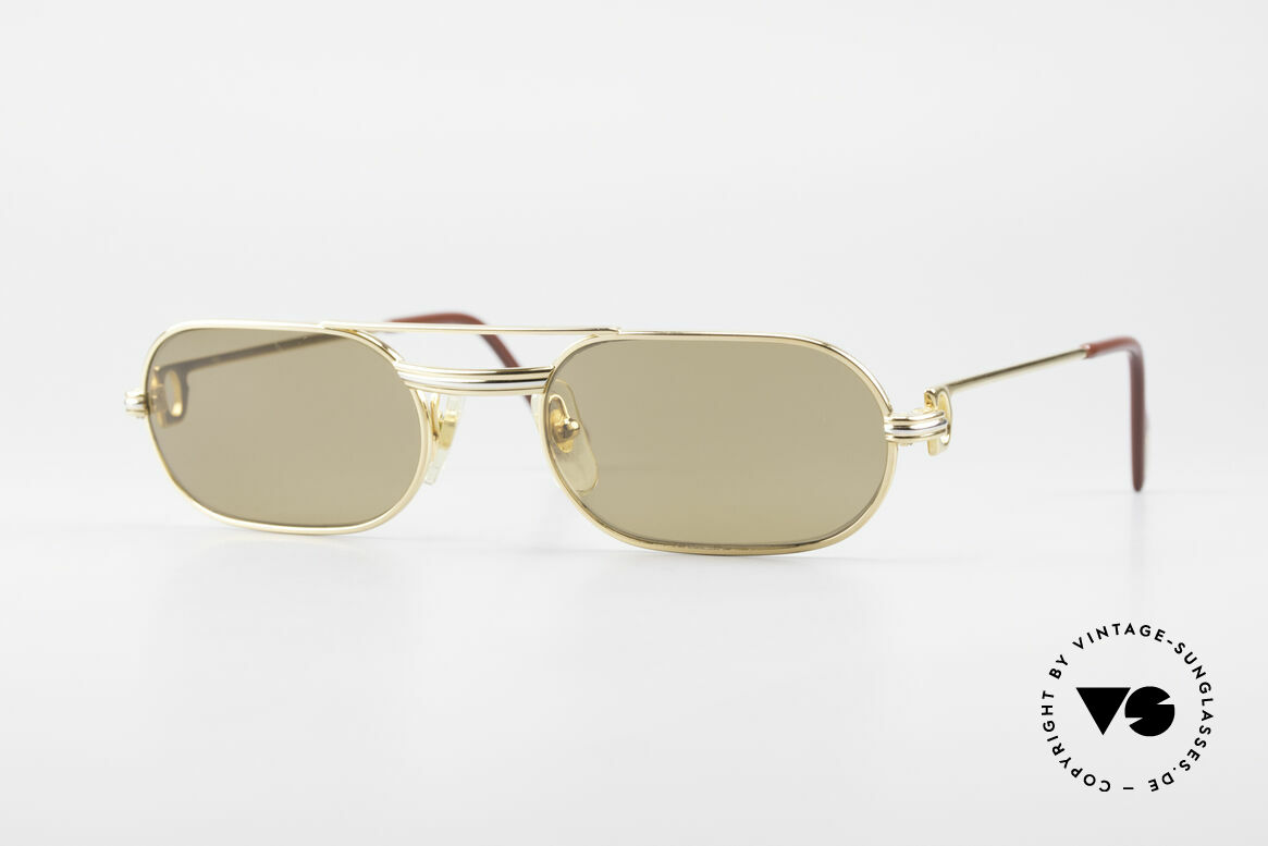 Cartier MUST LC - S Original 80's Luxury Shades