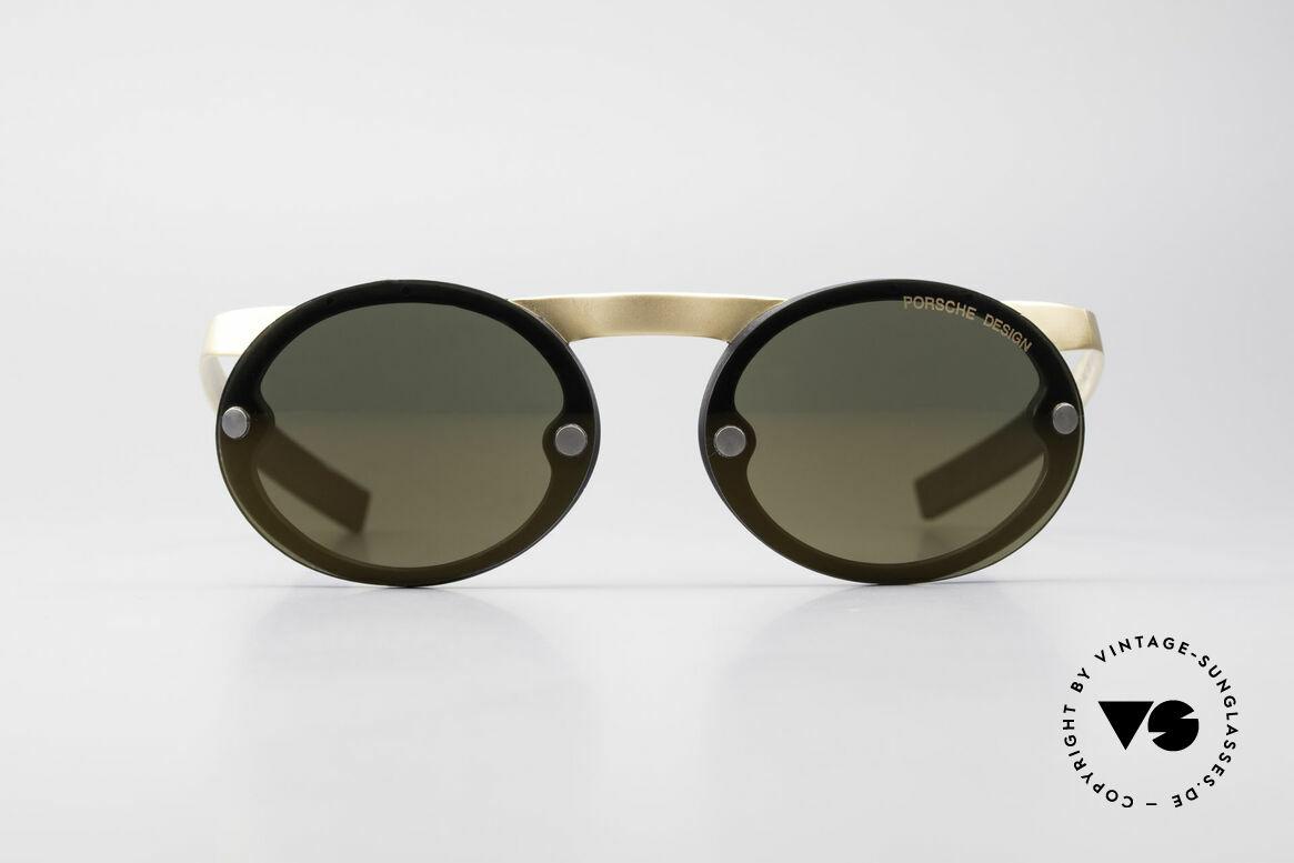 Porsche P0050 Magnetic Sports Sunglasses