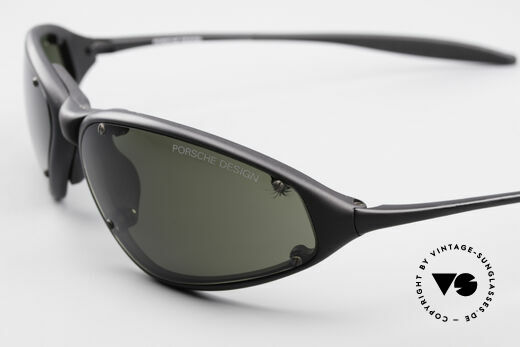 Porsche P0120 Rare 90's Sports Sunglasses, reduced to 169€: small scratch on the right lens, Made for Men