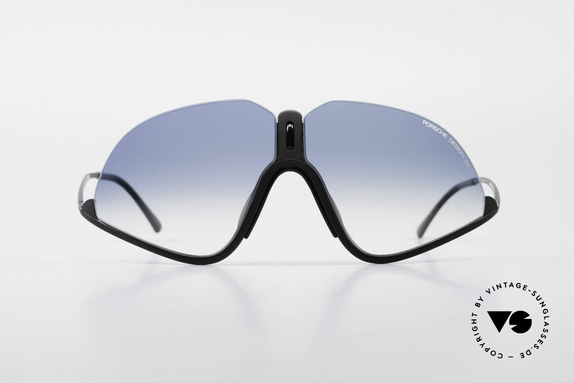 Porsche 5630 90's Designer Sports Shades, futuristic sports design - truly unique / truly vintage, Made for Men