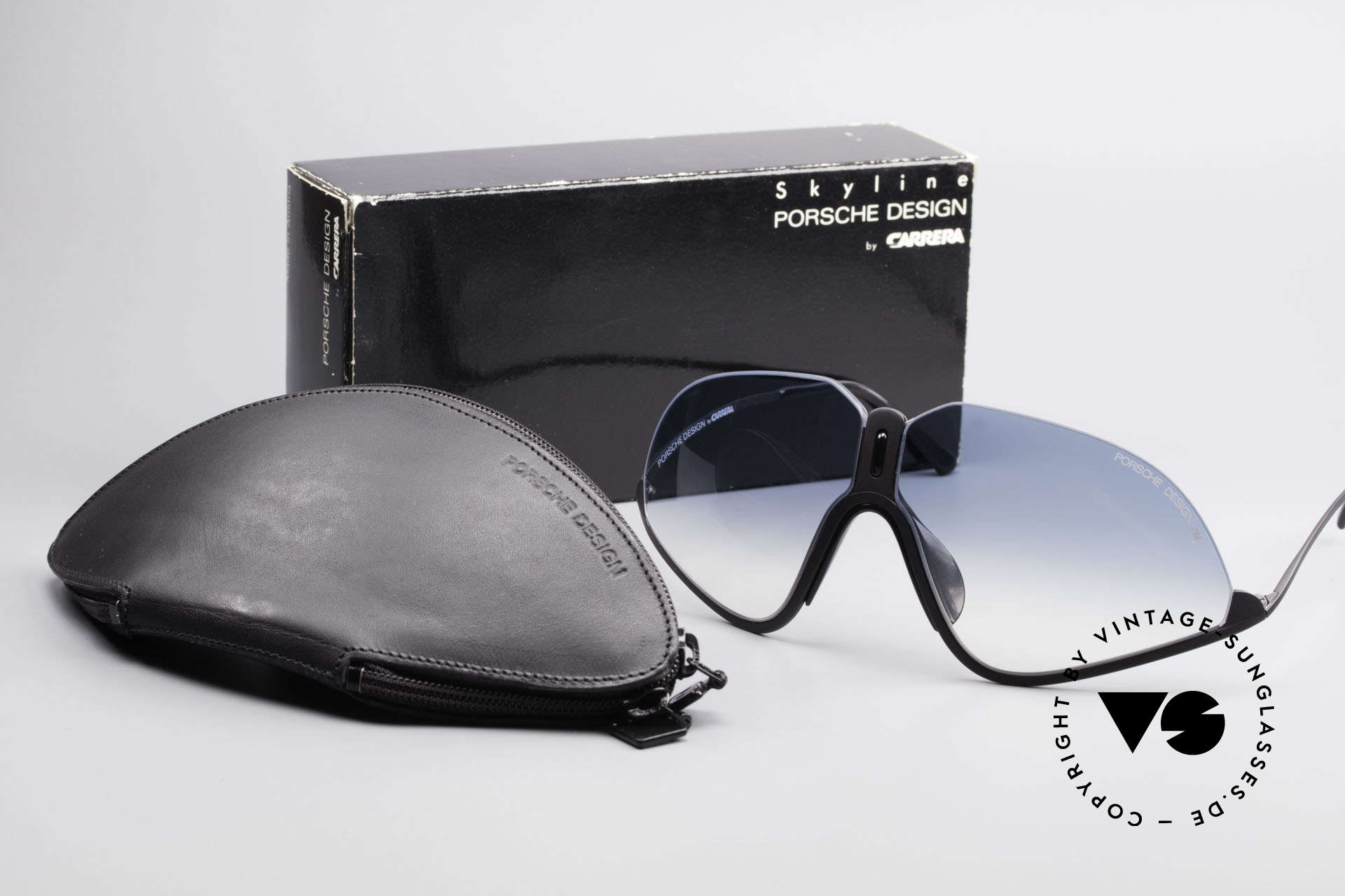 Porsche 5630 90's Designer Sports Shades, Size: extra large, Made for Men