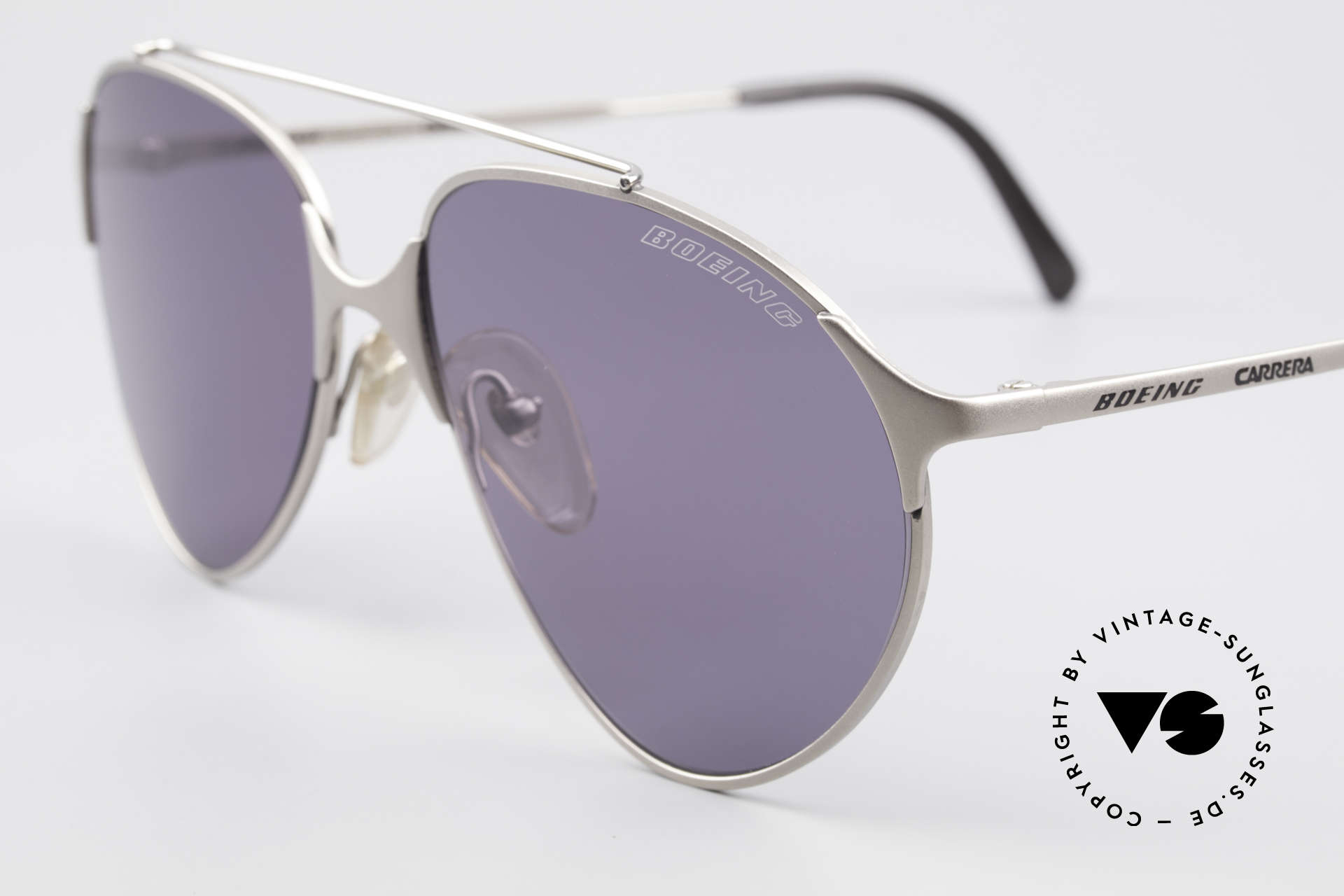 Boeing 5710 Mickey Rourke Killshot Shades, new old stock (like all our classic Boeing aviator shades), Made for Men