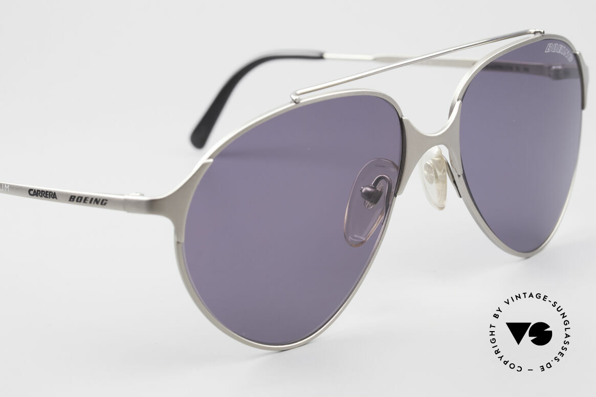 Boeing 5710 Mickey Rourke Killshot Shades, NO RETRO design-sunglasses; but a rare old 90's original, Made for Men