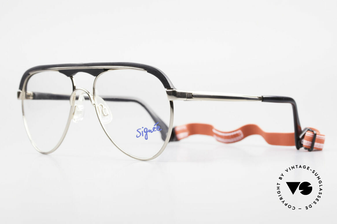 Metzler 0250 True Vintage 80's Sports Specs